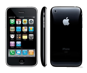 iPhone 3GS, 16 GB, sort, ikke