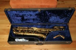 SML Bariton Saxofon