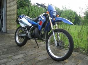 Suzuki Rmx, '04, 15200 km