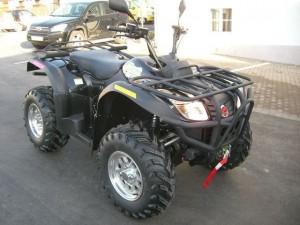 Quad 4x4 500cc Atv