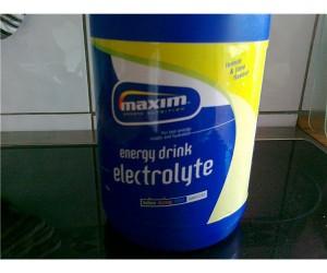 Energi drik, Masim