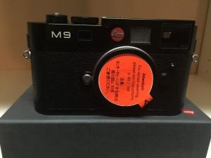 Leica M9 18,0 MP i fremragende betingelse