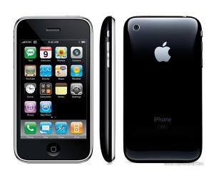 iPhone 3GS, 16 GB, sort, ikke