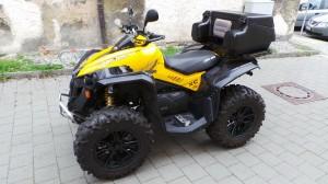Quad ATV Bombardier Can-Am